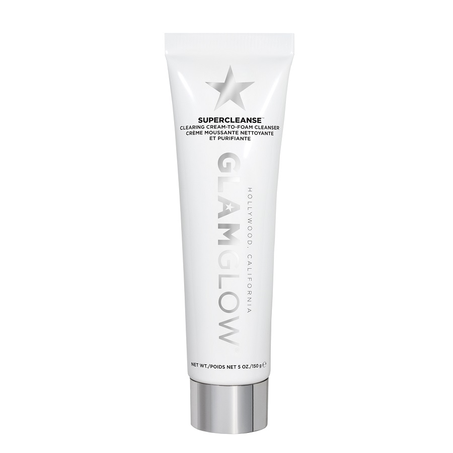 GLAMGLOW Supercleanse Clearing Cleanser, Καθαριστικό Προσώπου - 150gr