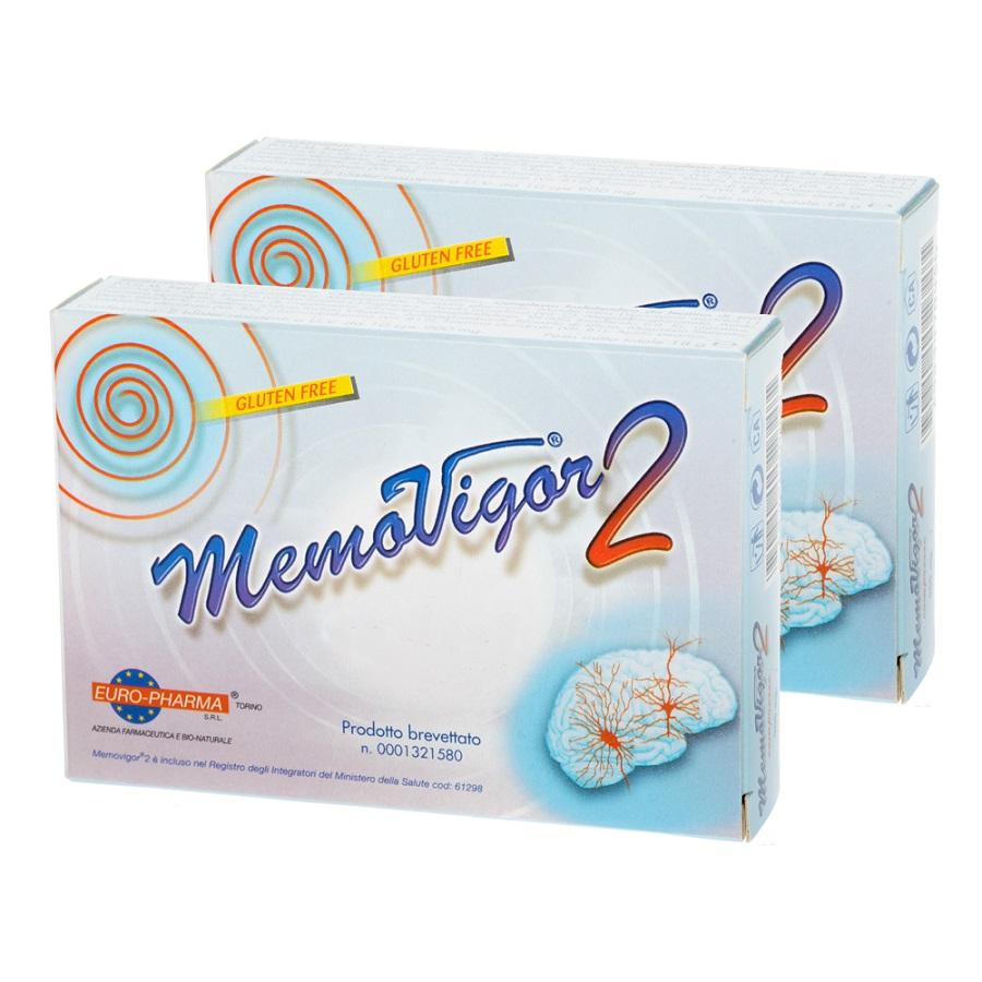 MEMOVIGOR 2 900mg- 2 X 20tabs -50%στο δεύτερο