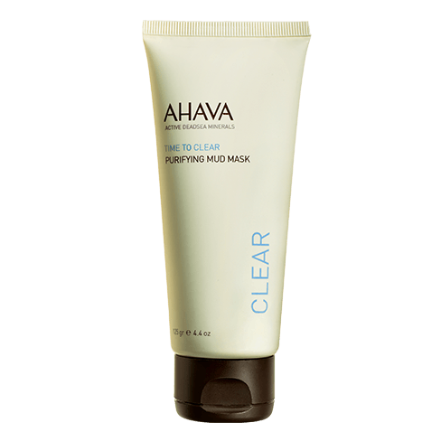 AHAVA Purifying Mud Mask Μάσκα για Βαθύ Καθαρισμό για Αποτοξίνωση 125ml