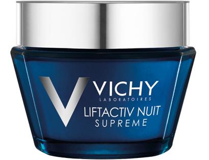 VICHY Liftactiv Supreme Κρέμα Νύχτας 50ml