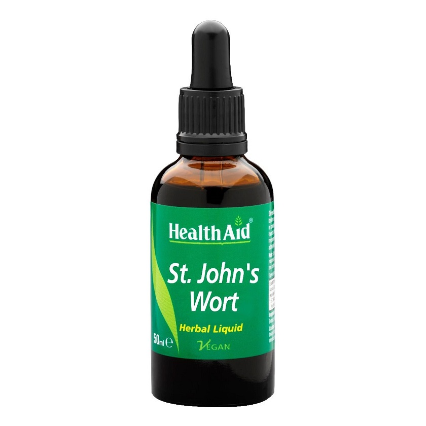HEALTH AID St Johns Wort Liquid - 50ml