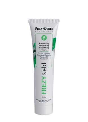 FREZYDERM Frezykeld Cream, Κρέμα Αντιμετώπισης Ουλών - 40ml