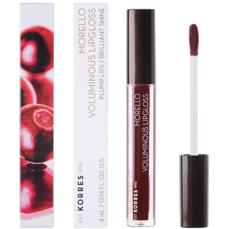 KORRES Morello Voluminous Lipgloss 58 Bloody Cherry 4ml