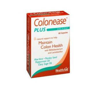 HEALTH AID Colonease Plus - 60caps