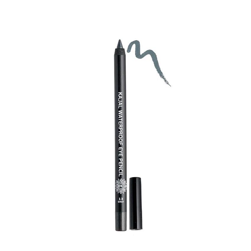 GARDEN Kajal Eye Pencil, Μολύβι Mατιών, Gray No13 - 1,4gr