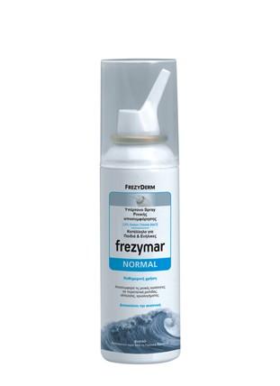 FREZYDERM Frezymar Normal Υπέρτονο Sray Ρινικής Αποσυμφόρησης 100ml