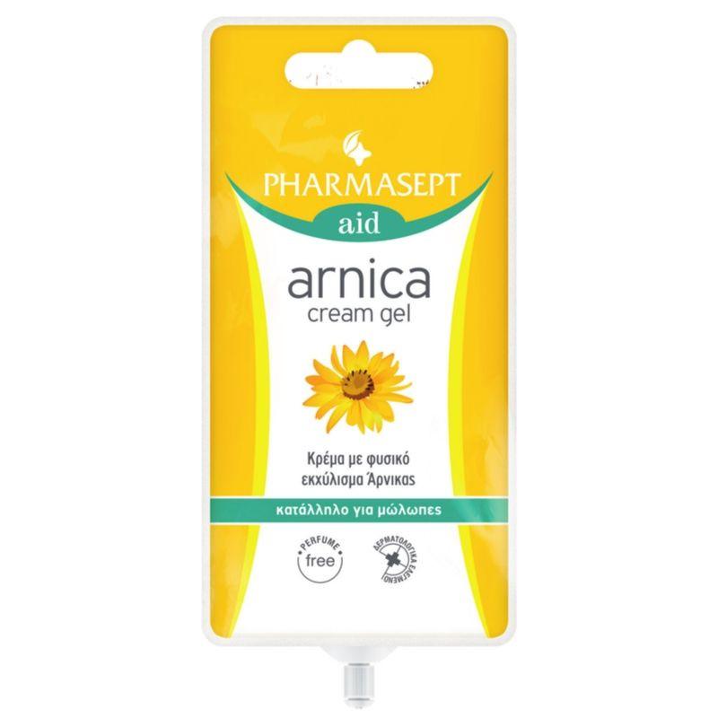 PHARMASEPT Aid Arnica Cream Gel, Κρέμα Άρνικα - 15ml