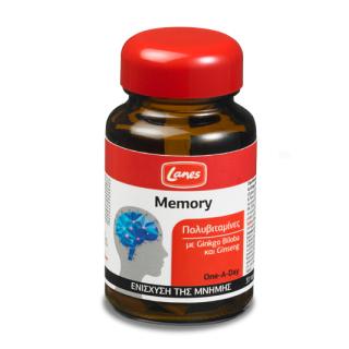 LANES Memory 30tabs