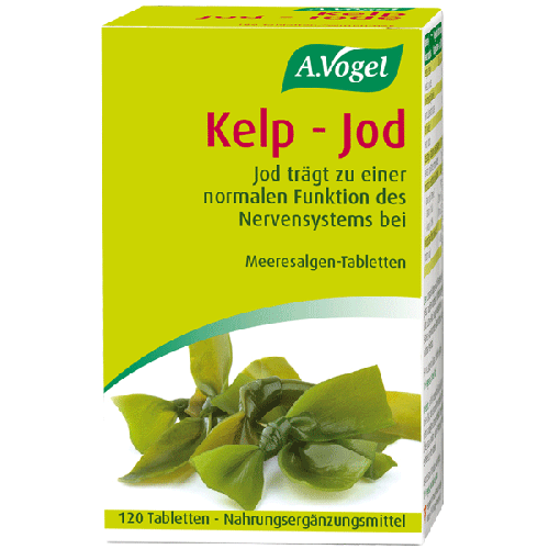 A.VOGEL Kelp 120Tabs