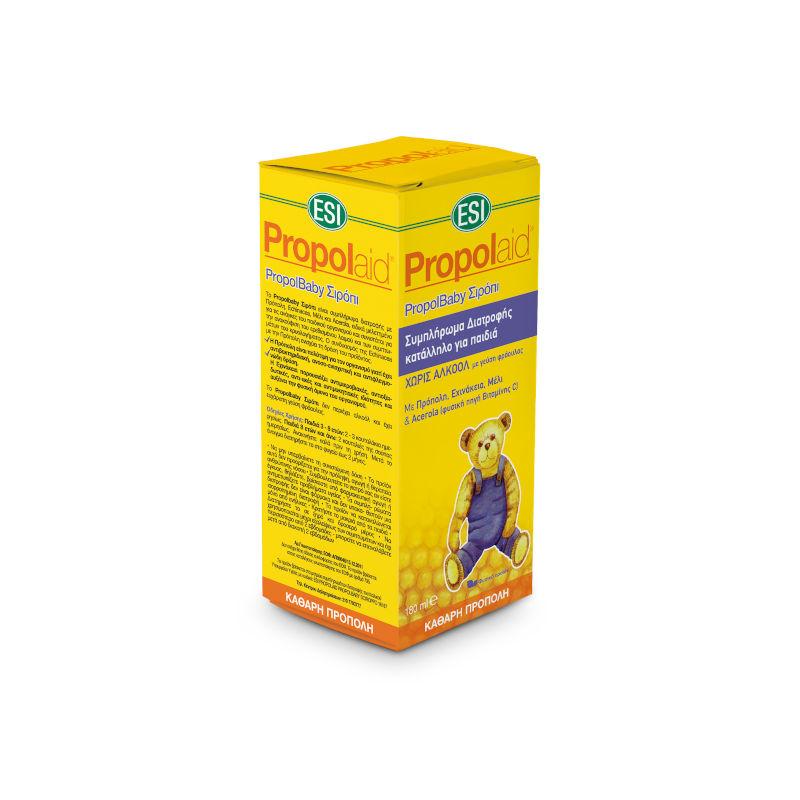ESI Propolaid PropolBaby Syrup 180ml