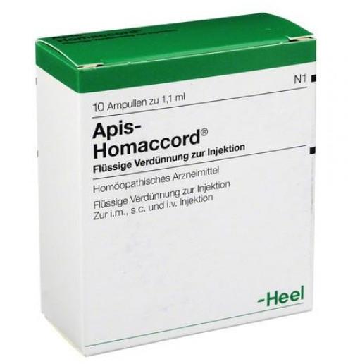 HEEL Apis-Homaccord 10Amps