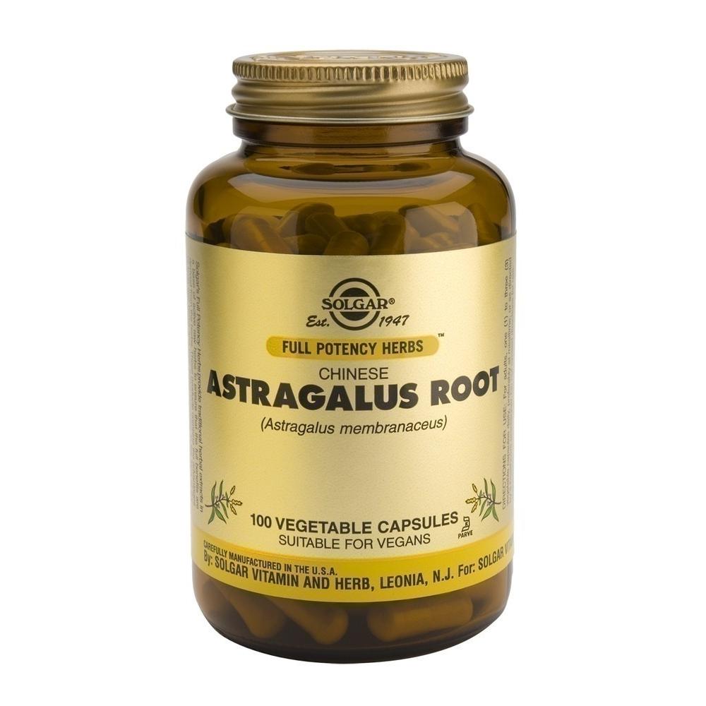 SOLGAR Astragalus Root - 100veg.caps