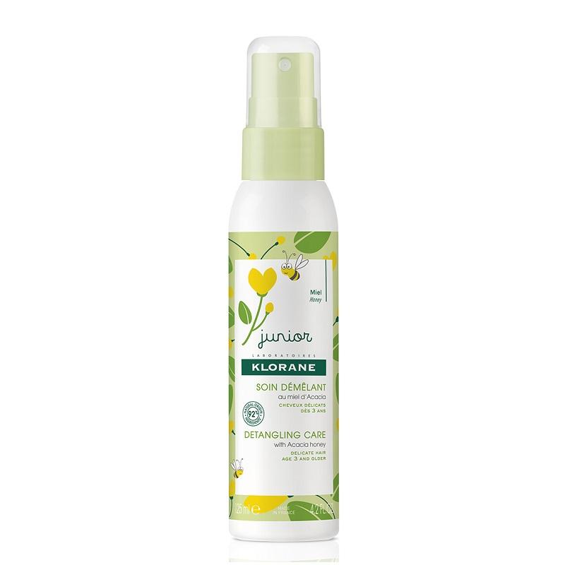 KLORANE Petit Junior Spray Demelant, Παιδικό Spray για Ξέμπλεγμα με Μέλι Ακακίας - 125ml