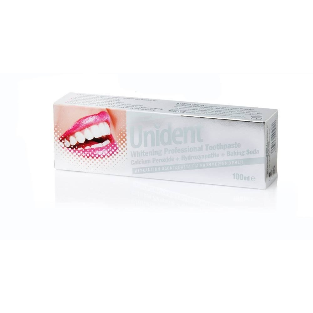 UNIDENT Whitening Professional Toothpaste 100ml