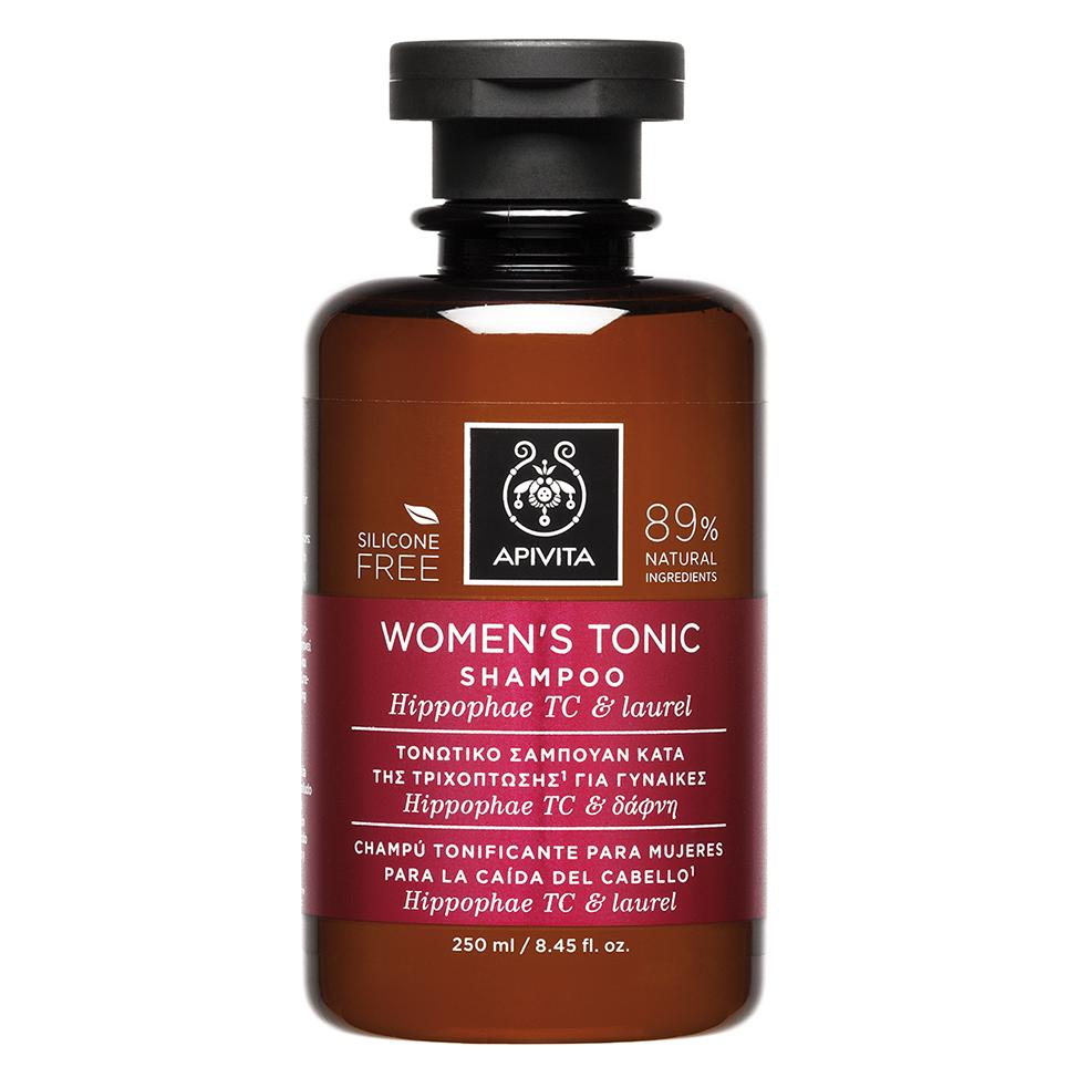 APIVITA Womens Tonic Shampoo - Τονωτικό Σαμπουάν Κατά Της Τριχόπτωσης Για Γυναίκες 250ml
