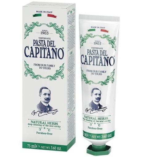 PASTA DEL CAPITANO Φυτική Οδοντόκρεμα 75ml