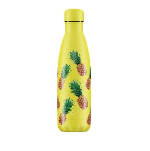 CHILLYS BottlesΜπουκάλι- Θερμός, Pineapple - 500ml