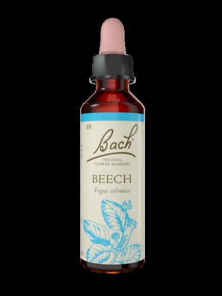 BACH Beech- Ανθοΐαμα Οξυά No3 - 20ml