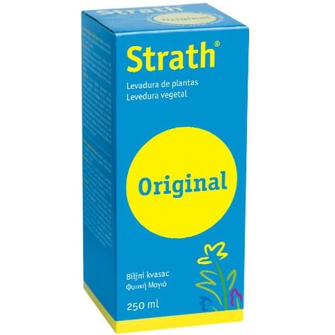 BIO STRATH Original  - Φυτική Μαγιά σε Σιρόπι 250ml