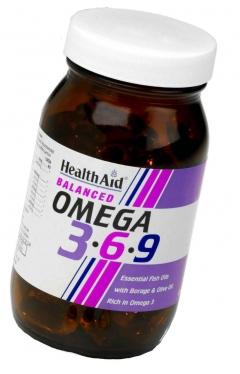 HEALTH AID Omega 3-6-9 - 60caps