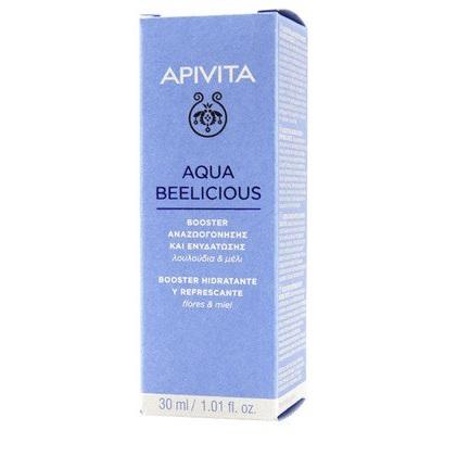 APIVITA Aqua Beelicious Booster Αναζωογόνησης και Ενυδάτωσης - 30ml