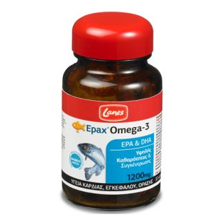 LANES Epax Omega-3 1200mg 30caps
