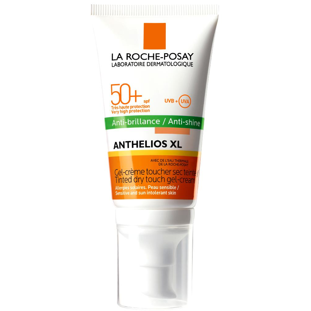 LA ROCHE POSAY Anthelios XL Tinted Dry Touch Gel-Cream SPF50+, 50ml