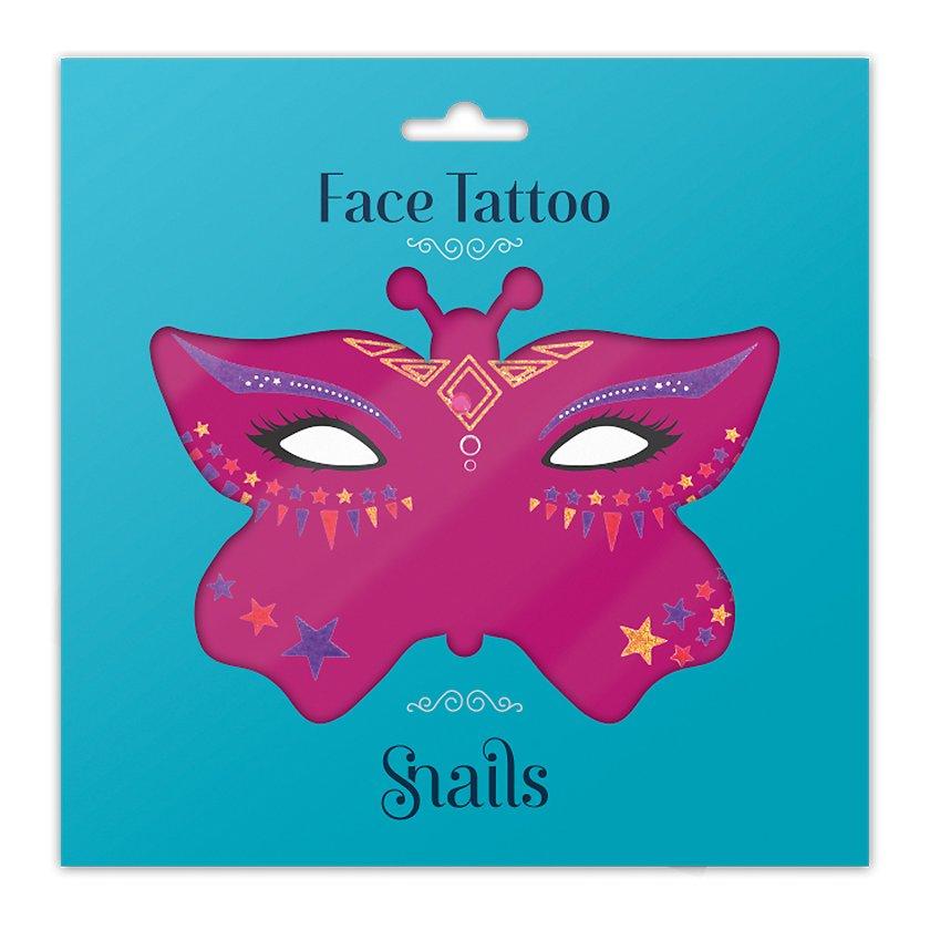 SNAILS Face Tatoo, Fairy Dust, Αυτοκόλλητα Τατουάζ