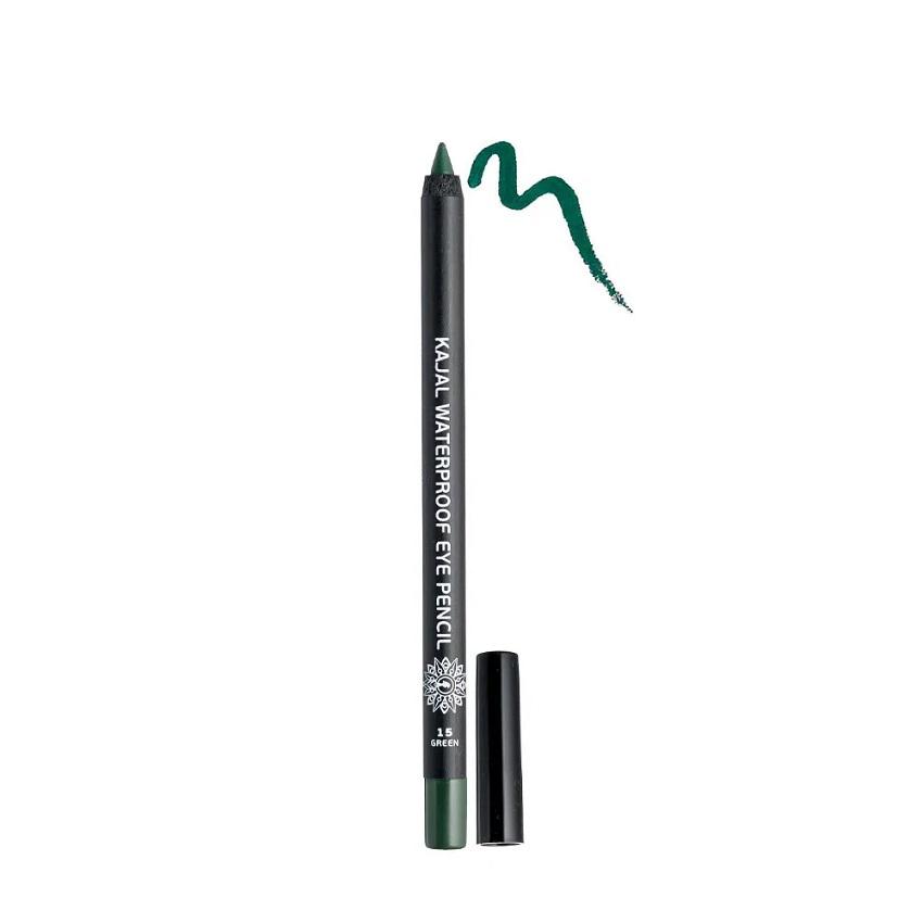 GARDEN Kajal Eye Pencil, Μολύβι Mατιών, Green No15 - 1,4gr