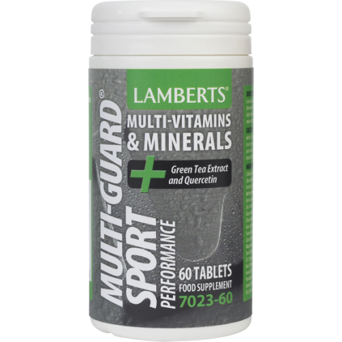 LAMBERTS Performance Multi Guard Sport 60tabs