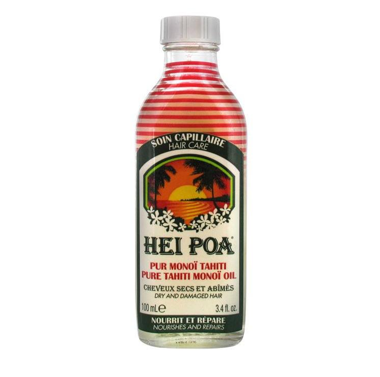 Hei Poa Hair Monoi Tahiti Oil 100ml