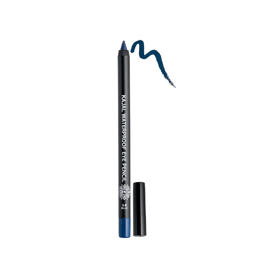 GARDEN Kajal Eye Pencil, Μολύβι Mατιών, Blue No14 - 1,4gr