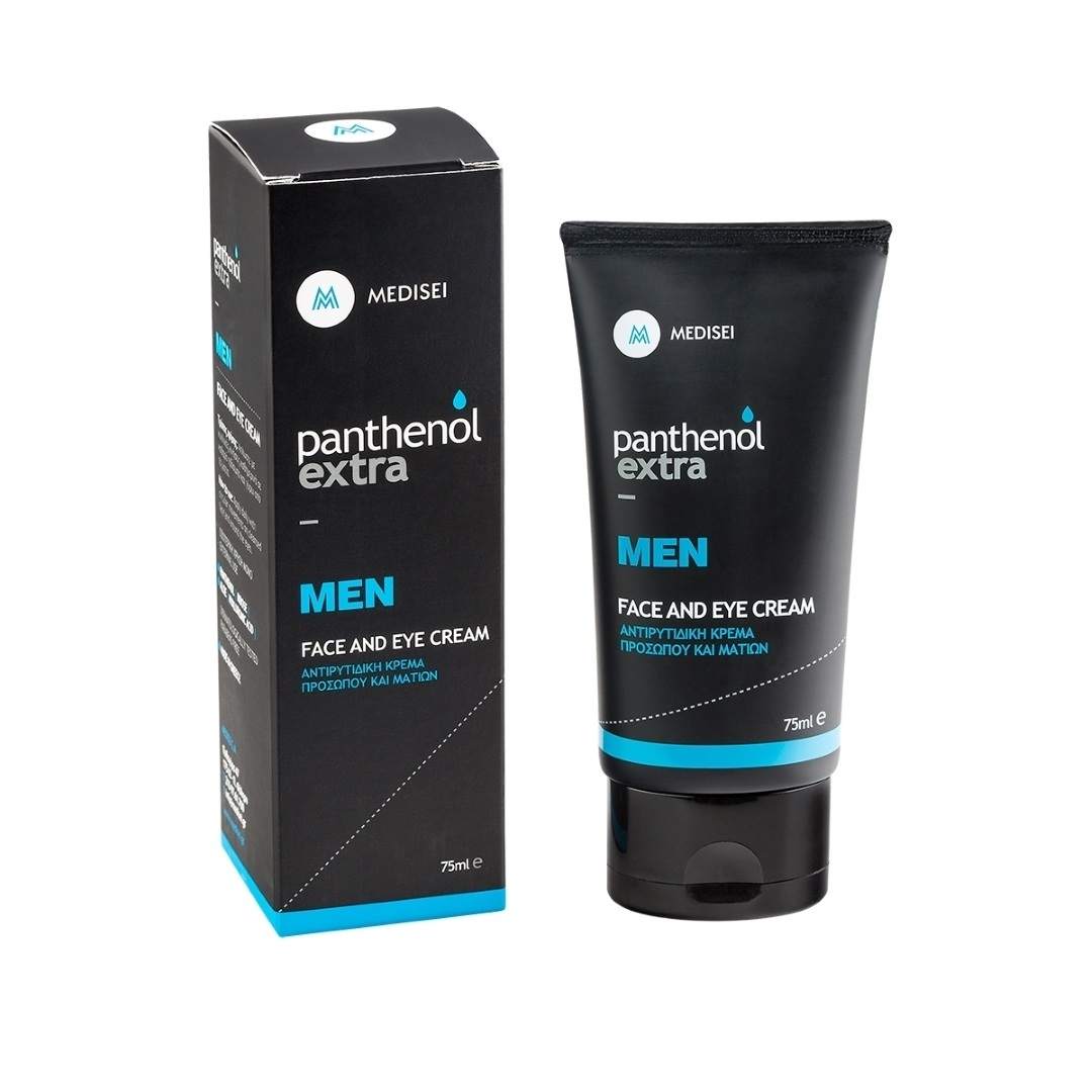 PANTHENOL EXTRA Men Face & Eye Cream 75ml