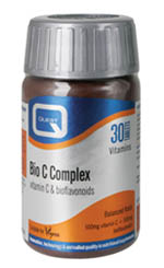 QUEST Bio C Complex Bioflavonoids 500mg - 30tabs