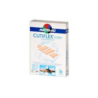 MASTER AID Cutiflex Strip Αδιάβροχα 20τμχ