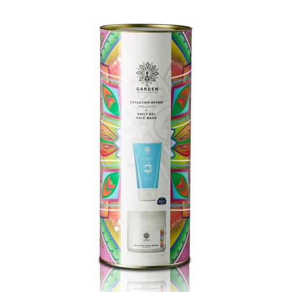 GARDEN Beauty Tube Set No2 - Ενυδατική Κρέμα & Gel Face Wash