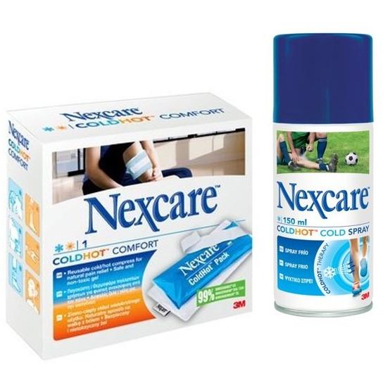 3M NEXCARE Coldhot Comfort + ΔΩΡΟ ColdHot Cold Nexcare Spray 150ml