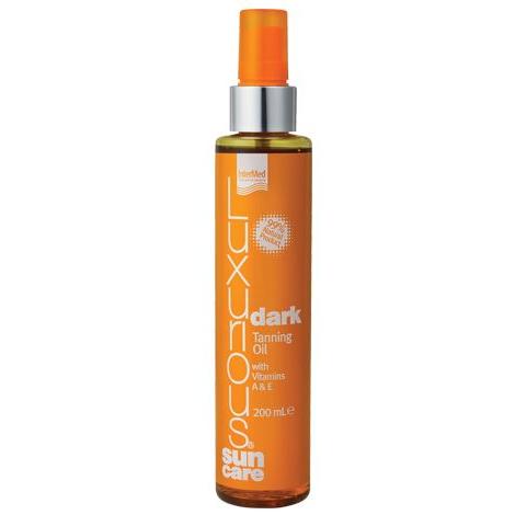 INTERMED Luxurious Sun Care Dark Tanning Oil - 200ml