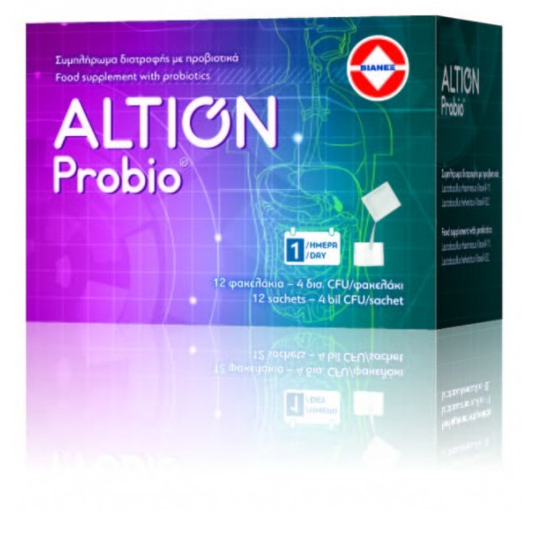ALTION Probio, Προβιοτικά - 12 φακελάκια