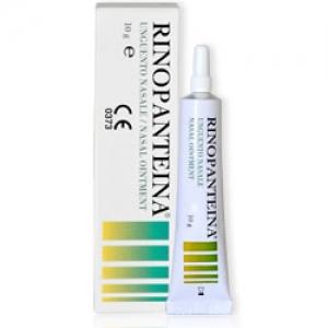 RINOPANTEINA Nasal Ointment, Ρινική Αλοιφή - 10gr