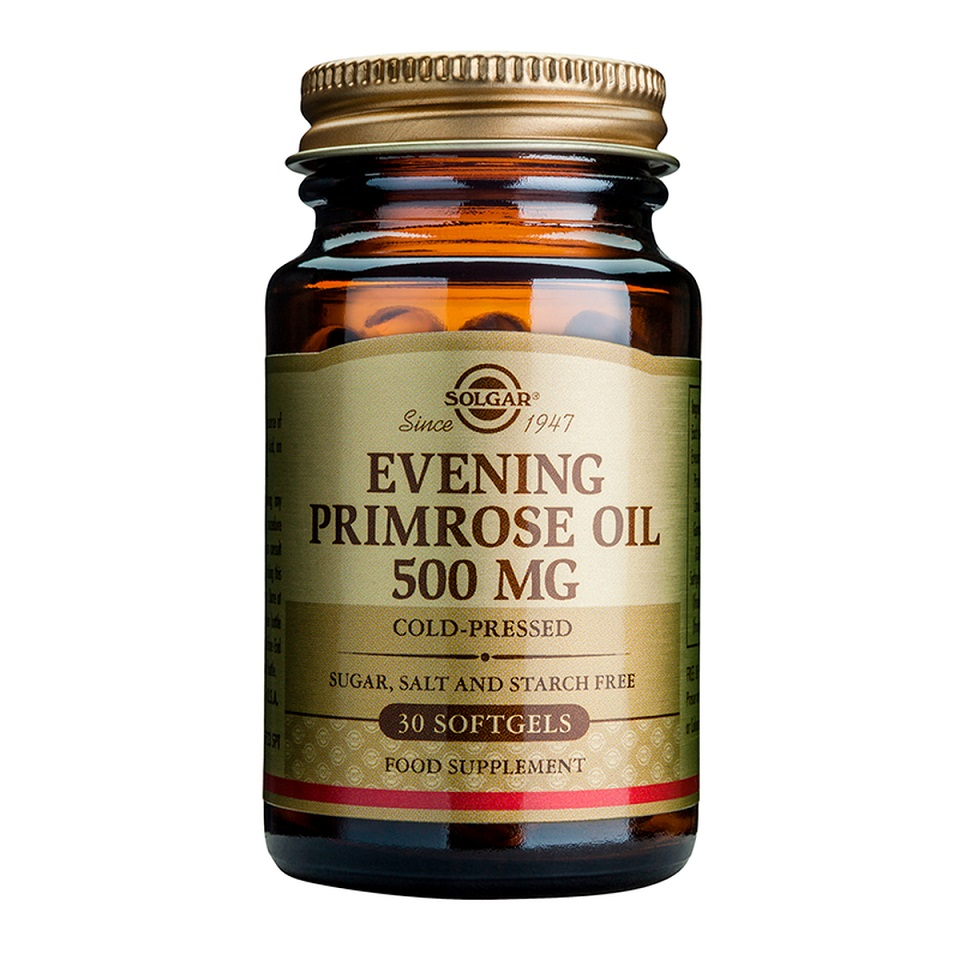SOLGAR Evening Primrose Oil 500mg - 30softgels