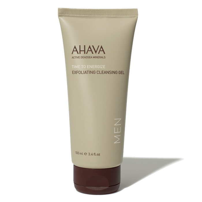 AHAVA Time To Energize Exfoliating Cleansing Gel 100ml