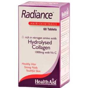 HEALTH AID Radiance Collagen 1000mg - 60tabs