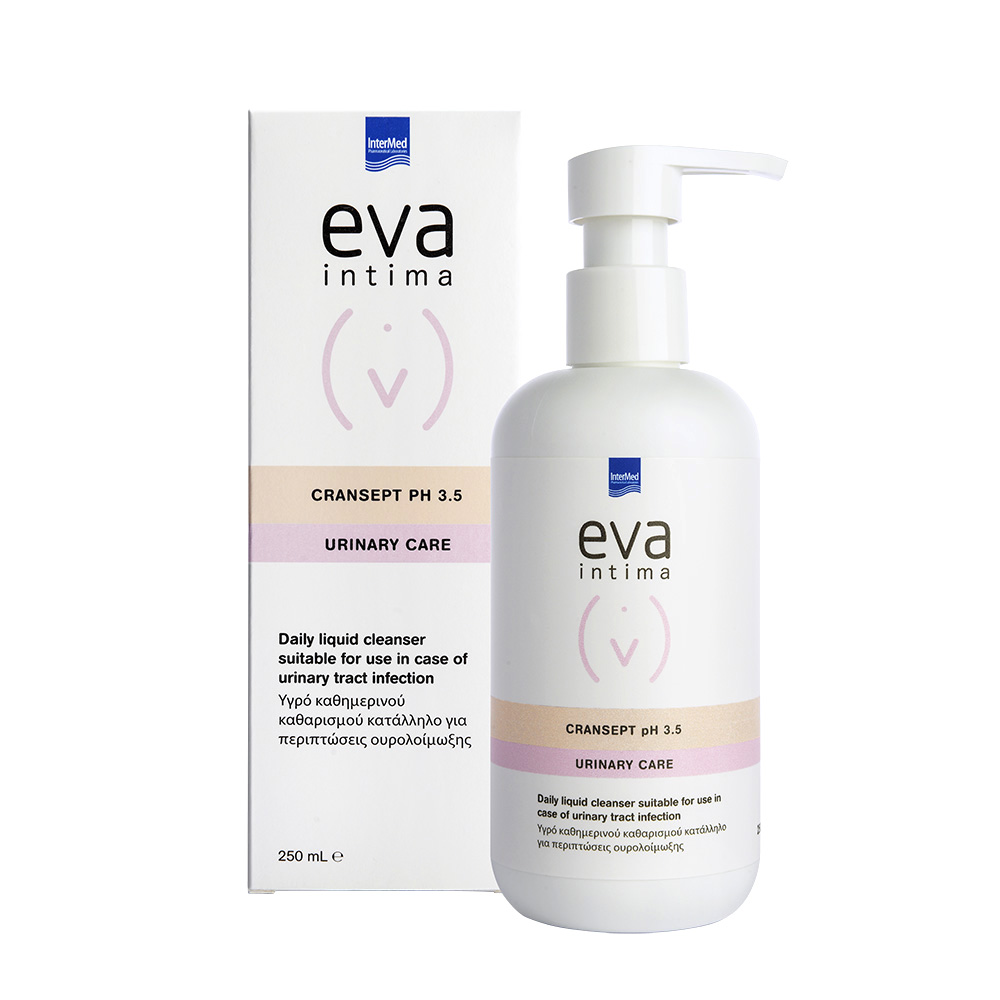 INTERMED Eva Intima Wash Cransept pH 3.5 - 250ml