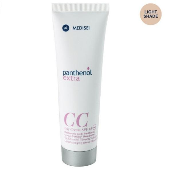 PANTHENOL EXTRA CC Day Cream SPF15 Light Shade - 50ml