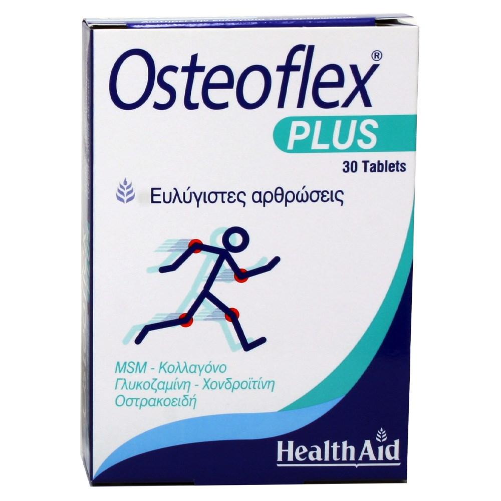 HEALTH AID Osteoflex Plus - 30Tabs