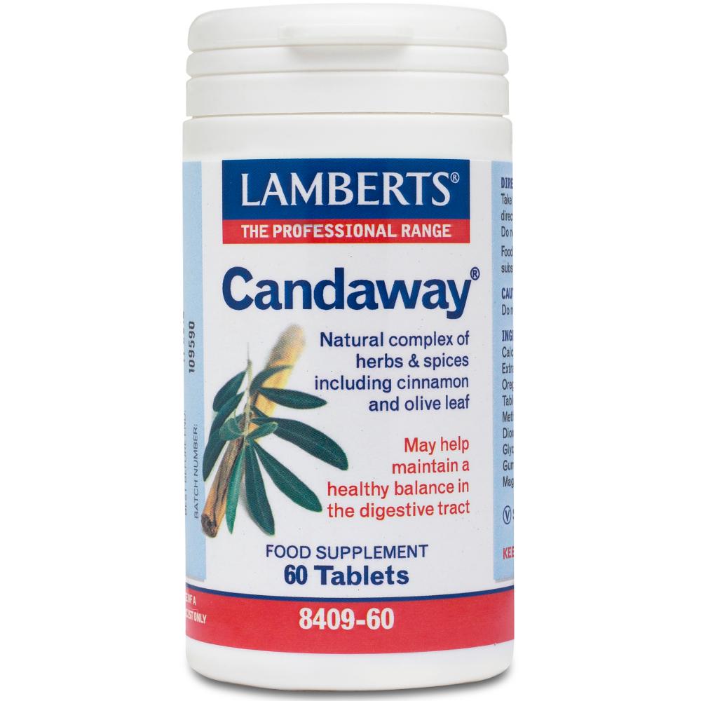 LAMBERTS Candaway 60caps