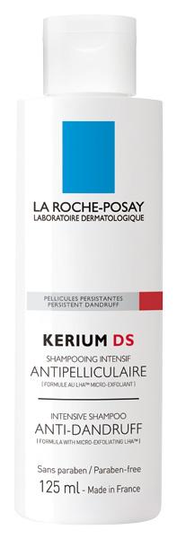LA ROCHE POSAY Kerium DS Anti-Dandruff Intensive Σαμπουάν 125ml