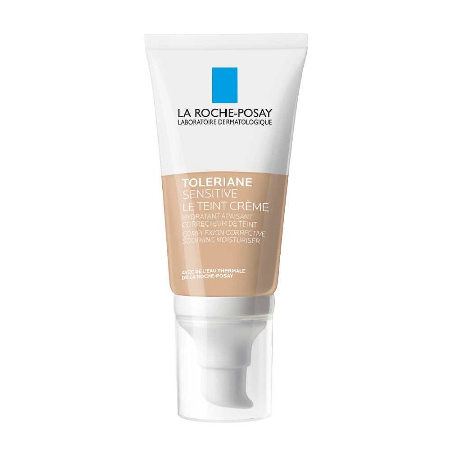 LA ROCHE POSAY Toleriane Sensitive Le Teint Cream Light - 50ml