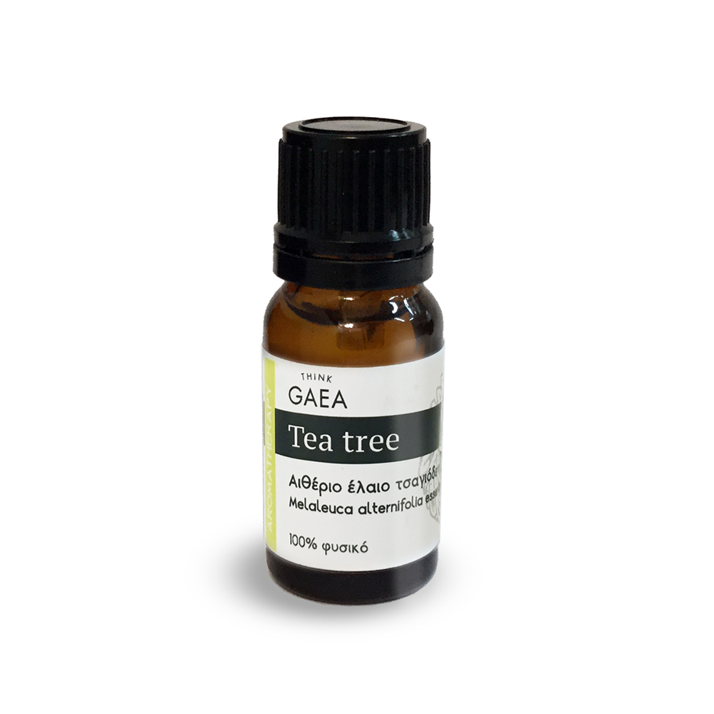 THINK GAEA Tea Tree Αιθέριο Έλαιο Τσαγιόδεντρου 10ml
